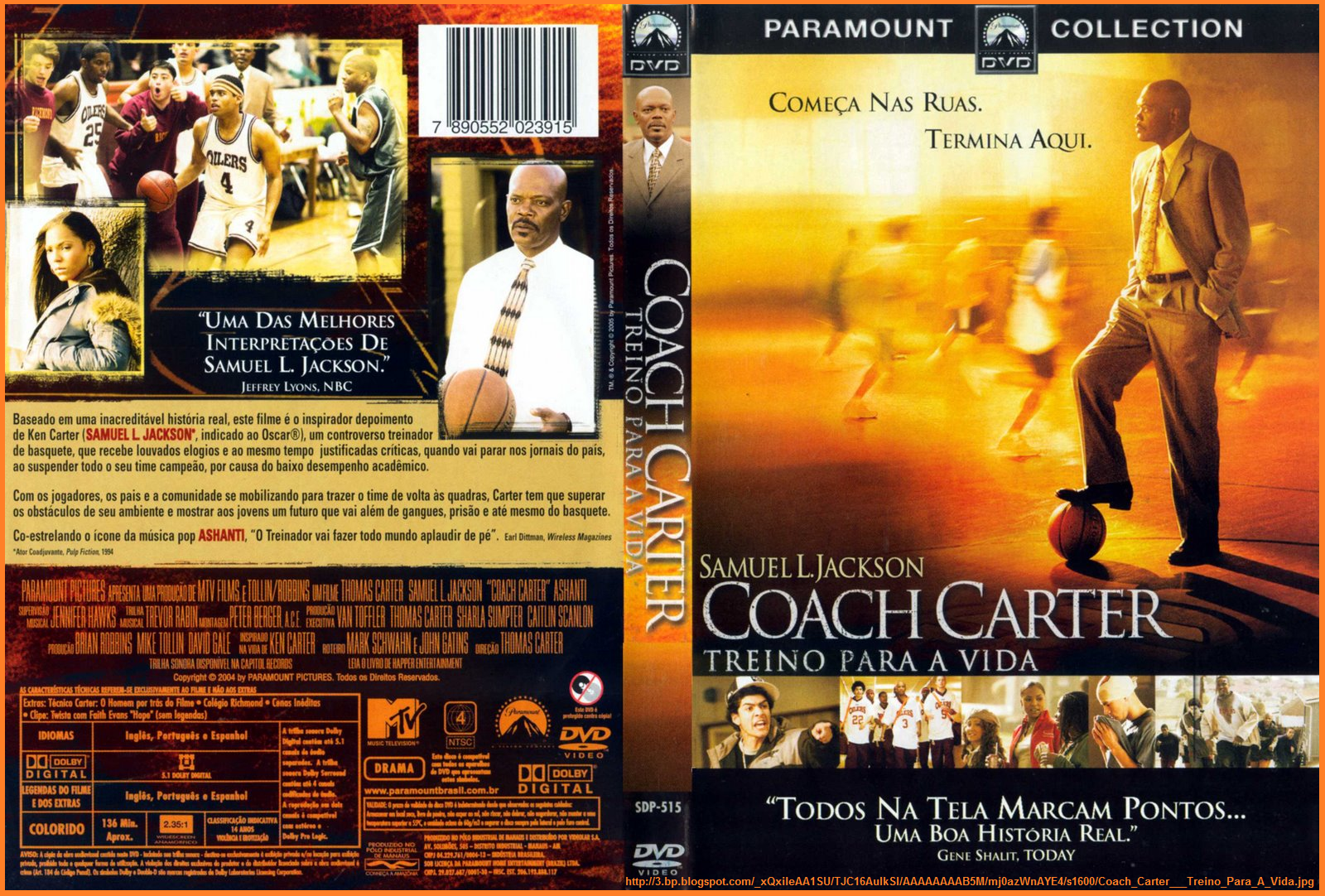 moral lesson of coach carter And now samuel l jackson joins their clipboard-thumping, my-way-or-the- highway company, playing ken carter, real-life coach of a high.